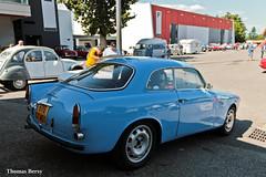 Alfa Romeo Giulietta Sprint (tautaudu02) Tags: alfa romeo giulietta sprint avignon auto moto rtro 2015 cars coches automobile voitures