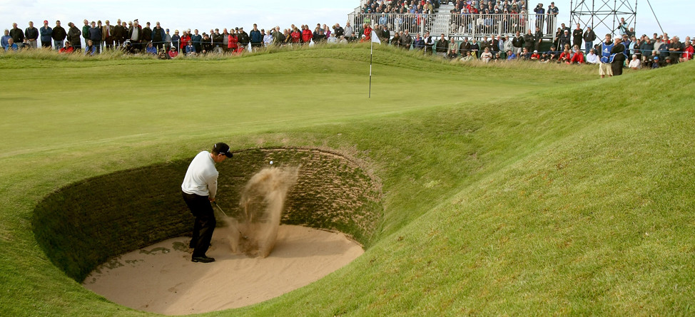 Golf MUIRFIELD, Scotland