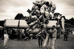 Not Banksy (cracurs) Tags: carnival canon balloons 50mm fairground m42 postprocess manualfocus lightroom 50mm18 carlzeissjena manuallens pancolar lightroom3 canonmk5d