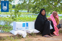 Islamic Relief's Ramadan food distribution in Sri Lanka