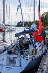 Iso-Onni (Antti Tassberg) Tags: sea sport espoo sailing yacht offshore regatta meri sailingboat emk purjevene purjehdus mellsten haukilahti alandia suursaarirace isoonni