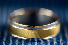 165/366 2016 - Stripes (fishyfish_arcade) Tags: macro nikon stripes ring jewellry d3200 macromondays sigma105mmf28exdgoshsmmacro