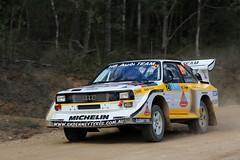IRoQ - 2016 (Alan McIntosh Photography) Tags: classic car sport speed action rally audi motorsport quattro imbil iroq