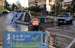 Miramar (Santa Cruz Limpia) Tags: santacruzdetenerife miramar urbaser ayuntamientodesantacruzdetenerife distritoofracostasur baldeos santacruzlimpia accionesespecialesdelimpieza