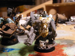 BoyMaskWIP01 (hookhandmonkeyass) Tags: warhammer orks nurgle
