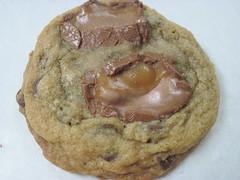 candy jar cookies (Mumsies Gourmet) Tags: cookies candyjar cookieswithmilkywaybars
