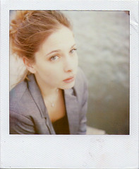 Chlo Coulloud (chatougna) Tags: woman paris cute eye girl beauty look polaroid amazing pretty sweet actress 70 sx comedienne blod chol chatougna coulloud