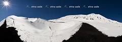 360° (Marco Restivo) Tags: snow star cielo neve alpinismo sole etna catania sicilia paesaggio sci montagnola colata coppadelmondo