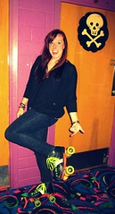 me & my kick ass skates