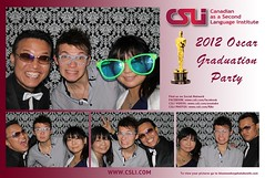 CSLI Oscar Grad Photobooth