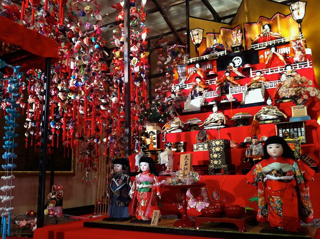 Japanese Doll set for Hina Matsuri