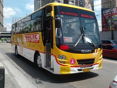 MALTC 4001 (bhettina limchu) Tags: new city philippines ayala unit edsa isuzu boni 4001 almazora marikinaautoline maltc