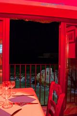 cenetta rossa (onofrio87) Tags: tavolo ristorante cena sicilia cefal lucirosse