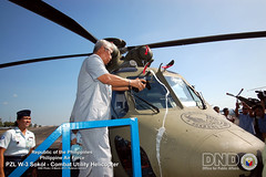 DND-OPA - PAF PZL-W3 Sokol Commissioning - 9 March 2012 (2) (dndphl) Tags: force air philippines helicopter falcon defense voltaire twinengine dnd afp paf departmentofdefense armedforcesofthephilippines pzlw3sokol gazmin pzlw3sok agustawestlandwidnik multipurposeutilityhelicopter philippineairfoce combatutility
