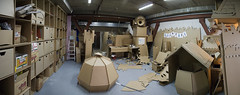 Made in Cardboardia workshop (cardboardia) Tags: art architecture paper design made cardboard worksho cardboardia