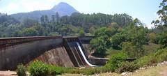 Dam at Kundala lake (Nanditasr) Tags: dam munnar kundala kundale