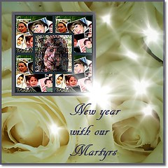 New year with our martyrs (Hamid M.) Tags: flower color colour art colors beauty yellow freedom daylight yahoo persian google women iran innocent nation culture persia newyear innocence shiraz iranian msn martyrs pars homeland neda norooz