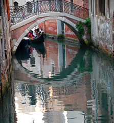 Venice - A Bridge Over Untroubled Waters