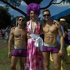 Aussiebum (Val in Sydney) Tags: park gay lesbian day sydney australia fair victoria nsw gras mardigras mardi