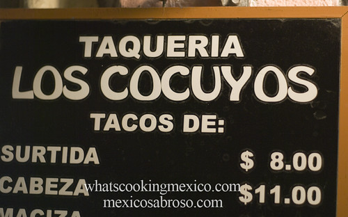 "Taqueria<br /><span style=""font-size:0.8em;"">Read more about it here: <a href=""http://whatscookingmexico.com/2012/02/13/the-anatomy-of-a-taco/"" rel=""nofollow"">whatscookingmexico.com/2012/02/13/the-anatomy-of-a-taco/</a></span> • <a style=""font-size:0.8em;"" href=""https://www.flickr.com/photos/7515640@N06/6862929915/"" target=""_blank"">View on Flickr</a>"