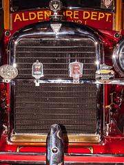 1927 Hudson Fire Engine (David Cornwell) Tags: usa museum geotagged indiana places olympus firetruck hudson classiccars automobiles shipshewana davidcornwell lagrangecounty hostetlershudsonautomuseum 1927hudsonmodelfireengine shipsehwana