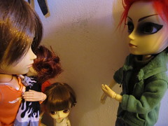 He Arrives: 11 (hillary795) Tags: doll pullip hash taeyang taeyanghash taeyanghashdoll