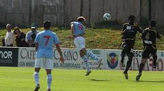 "Celta 1 Montañeros 1 <a style=""margin-left:10px; font-size:0.8em;"" href=""http://www.flickr.com/photos/23459935@N06/6871892112/"" target=""_blank"">@flickr</a>"