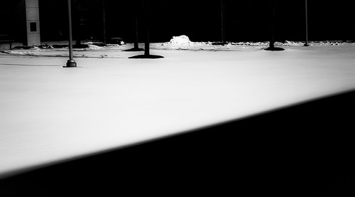 Day 43 - Snow and Shadow