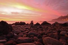 Setting Sun, Down by the Playa (Geraint Rowland Photography) Tags: settingsun downbytheplayawideanglesunsetwideanglebeachsecenelimasouthamericansunsetbeachplayamirafloreslongexplosurebeachoceanwarmbluecanongeraintrowlandmiraflores photographyworkshopsinlima learnphotographyinperu peruviansunsets wwwgeraintrowlandcouk miraflores photographytoursinmiraflores gearingrowlandphotographyinlima limastreetphotography learnphotographyandexplorelima