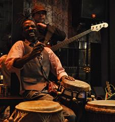 Wild Music (Sherlock77 (James)) Tags: musician man calgary drums concert performer bassguitar