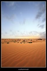 تموجــــــات رملية (Abdulaziz AlHammadi1) Tags: رملية طبيعية خطوط تموجات