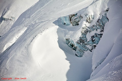 Vallee Blanche (Alan Smith Photography) Tags: france chamonix valleeblanche