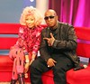 Nicki Minaj and Birdman Nicki Minaj and Guests host a 2 hour special on BET at 106 and Park New York City, USA