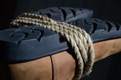 DSC_8850 (jakewolf21) Tags: work cowboy boots bondage rope sierra jeans hogtied ariat