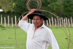 vaqueros_ya_fortin20 (VaquerosYa!) Tags: caballo toro vaca gaucho tradicin jineteada pialada