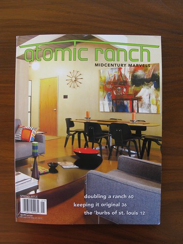 Atomic Ranch Magazine, Spring 2012