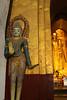 Inside the Temple (cormend) Tags: travel statue canon temple eos gold hands asia tour buddha burma religion pray tourist myanmar inside southeast ananda bagan birmanie 50d cormend