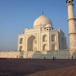 "Taj Mahal <a style=""margin-left:10px; font-size:0.8em;"" href=""http://www.flickr.com/photos/14315427@N00/6924650205/"" target=""_blank"">@flickr</a>"