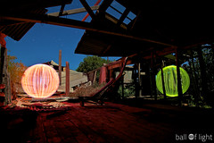 Ball of Light - Two Sides the Coin (biskitboy) Tags: australia victoria outback mungo balloflight