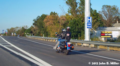 Interstate 81 - Motorcycle (jmillerdp) Tags: road trip travel color digital highway kodak roadtrip motorcycle interstate 81 dc280