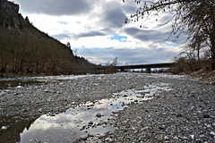 (Eleanna Kounoupa) Tags: bridge river greece epirus  konitsa   aoosriver