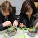 Utsuwa Floral Design's Succulent Terrarium WorkShop March, 2012