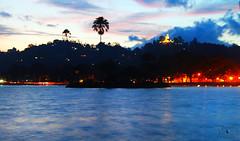 Kandy lake (7LM) Tags: lake srilanka kandy