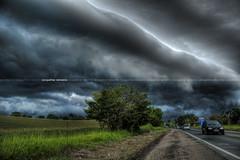 Twister feelings (Jack Venancio) Tags: brasil nikon saopaulo chuva estrada sp hdr vento 2012 d90 fimdostempos jackvenancio
