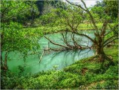 Aqua HDR (Fernando Reyes Palencia) Tags: guatemala paisajesdeguatemala bellospaisajesdeguatemala fotosdeguatemala bellaguatemala paisajesdelmundo guatemalalandscapes imagenesdeguatemala guatemalapaisajes postalesdeguatemala