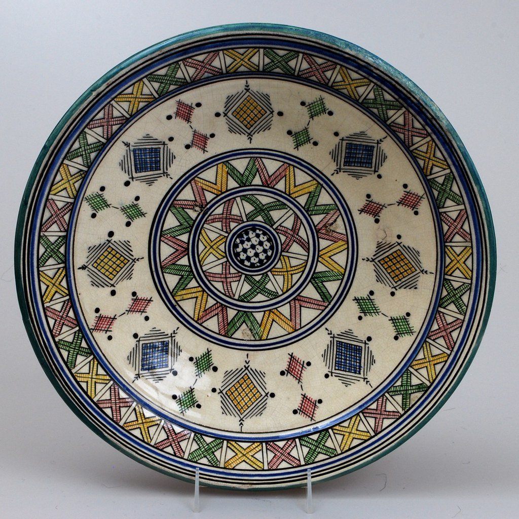 "islamic pottery essay Art & design | essay  ""the political character of islamic art arose because, in the  absence of a priesthood, the formative  from egypt a 16th-century iznik pottery  mosque lamp from istanbul a 15th-century bowl depicting a."