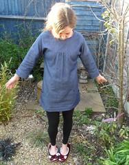 Portfolio Tunic (Katyhew) Tags: dress sewing simplicity lisette 2245