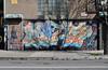 (Laser Burners) Tags: nyc newyorkcity brooklyn graffiti wolf tfp citynoise thefantasticpartners