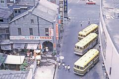 Cross Island buses in Tai Chung (S