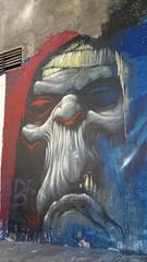 Mumm-ra (emy mariani) Tags: graffity thundercats mummra